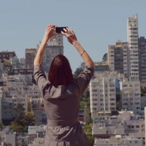 Camera centraal in nieuwe reclame iPhone