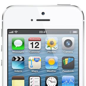 'Productie schermen iPhone 5S begint volgende maand'