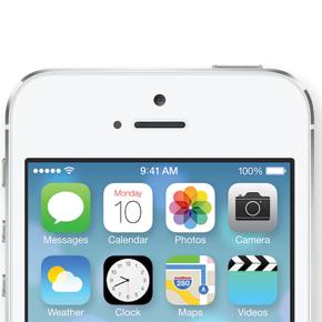 Nieuwe app-iconen in iOS 7: een overzicht
