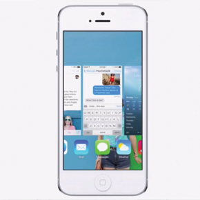 Multitasken is nu mogenlijk op de iPhone