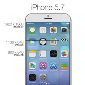 'iPhone krijgt groter scherm'