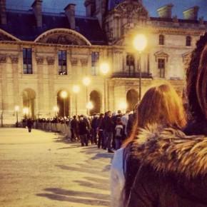 Louvre - Parijs - Frankrijk