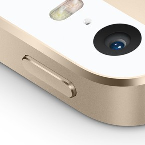 iPhone 5s in detail: camera