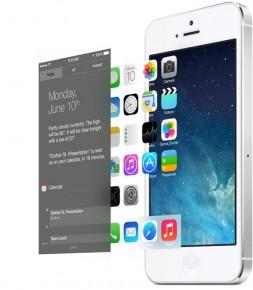 iOS 7: layers