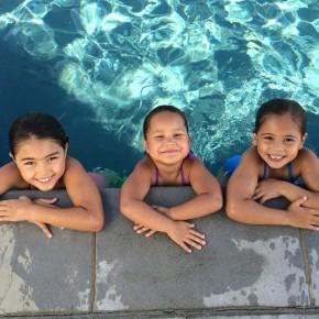 iPhone 5s foto - zwembad