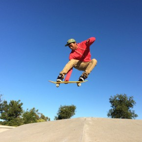iPhone 5s foto - skater