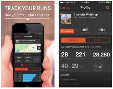 Strava-run-iphone-5s