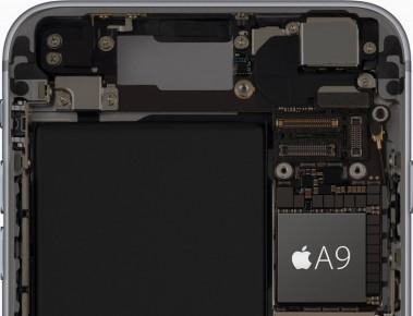 a9 processor iPhone 5SE