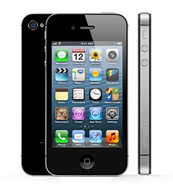 iPhone 4S (zwart)