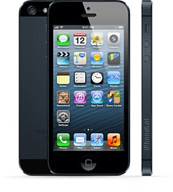 iPhone 5 (zwart)