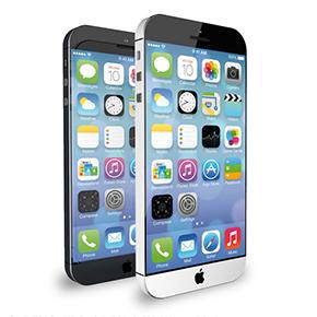 In 2014 een 5-inch iPhone?